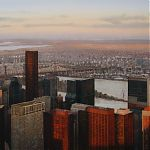 Skylight, Manhattan.