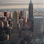 Highlight, Manhattan. signed limited edition Giclee print