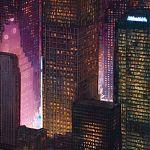 Times Square, Manhattan by Janet Kenyon